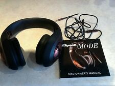 Klipsch M40 Noise Cancelling Headphone
