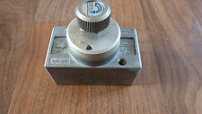 FESTO GR-1/2 ONE WAY PNEUMATIC FLOW CONTROL VALVE *NOS*