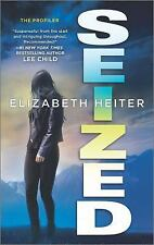 The Profiler: Seized 3 by Elizabeth Heiter (2015, Paperback Mystery & Detective