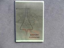 BAC / Aerospatiale Concorde Airport Planning Document Rare February 1973