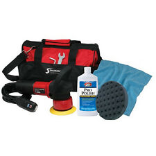 Shurhold 3101 Dual Action Polisher Starter Start Kit w/Pro Polish+Pad+Towel+Bag