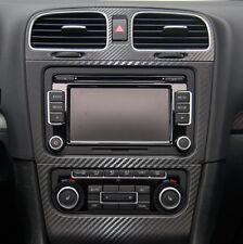 Fünfteilig set carbon lámina para cabina vw golf 6 GTI TDI GTD ETI r line