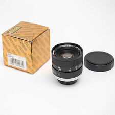 Computar 25mm f1.3 C-Mount TV lens // PIR PVP 90 $