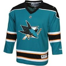NHL REEBOK San Jose Sharks #39 Couture Hockey Jersey NEW Youth Child 4-7