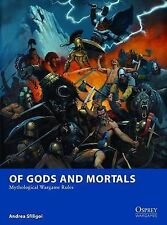 Of Gods and Mortals - Mythological Wargame Rules by Andrea Sfiligoi...