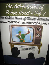 The Adventures of Robin Hood Vol 1 (DVD) Telecast from 1955-58