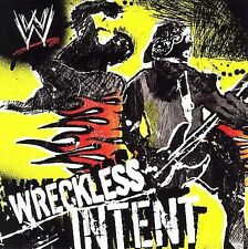 WWE: Wreckless Intent by Various Artists (CD, May-2006, Columbia (USA))99