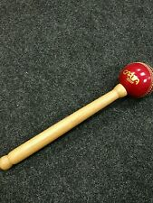 Cricket Sports Bats Repair Knocker Ball Mallet Bat Conditioner Red Ball