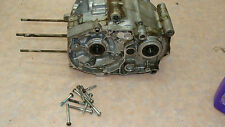 1976 YAMAHA LBD 80 CHAPPY OEM CRANKCASES WITH FASTENERS