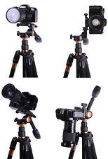 20KG Metal Heavy Duty Pan head Quick-Release for DSLR Camera DV Camcorder Tripod
