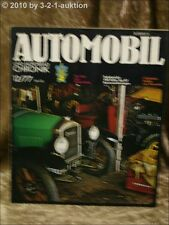 Automobil & Motorrad Chronik 12/77 VW Typ 87 OE Diesel