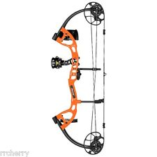@NEW@ 2016 Bear Archery CRUZER LITE Orange RTH Compound Bow Package! RH