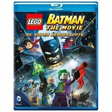 LEGO Batman: The Movie - DC Super Heroes Unite (Blu-ray Disc, 2013)
