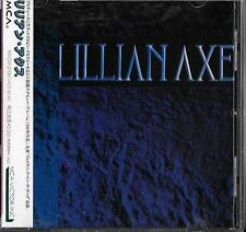 LILLIAN AXE Same JAPAN CD OBI 1992 MCA Rec ‎MVCM-21061/ Keel Ratt Silent Rage