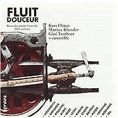 Fluit Douceur CD 20th Century Recorder Music BVHAAST Boehmer Genzmer Tal Auric