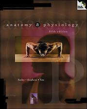 Anatomy and Physiology, Seeley, Rod R.; Stephens, Trent D.; Tate, Philip, 007289