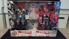 Transformers Cybertron Robots In Disguise OPTIMUS PRIME/ULTRA MAGNUS MISB