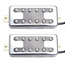 Artec filtertron MATCHED PAIR Humbucker Pickup Argento/mvha 6 CR/Gretsch