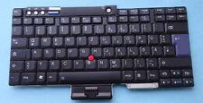 Original Tastatur IBM Lenovo T60 P T61 T61p R60 e R61 R400 R500 Keyboard deutsch