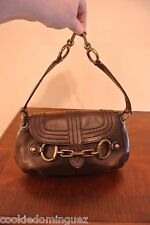 J Crew Girls Leather Tote Bag Purse Chain Handbag Sale!