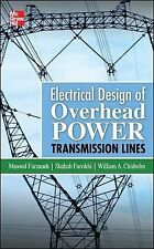 Electrical Design of Overhead Power Transmission Lines