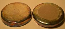Bismuth plates for magnetic levitation