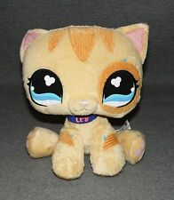 LPS Littlest Pet Shop Katze Kitty 20cm Plüsch Plüschtier Stofftier Kuscheltier
