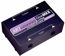 ART Clean BOX 2 - Dual Transformer Isolator - FREE POSTAGE **** BRAND NEW ****