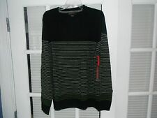 Unionbay Young Men's Norwegian Style Crew Pullover Sweater - Size Large    Nice!