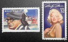 Marilyn Monroe Billy Wilder Some Like it Hot Hollywood legend movie stamps set