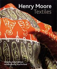 Henry Moore Textiles-ExLibrary
