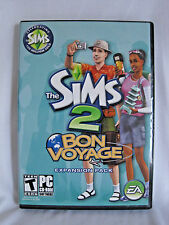 The Sims 2 Bon Voyage PC Game 2007 Expansion Pack