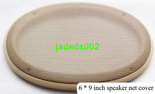 "1pcs 6*9""inch car speaker net cover Speaker grille Decorative circle 263MM*187MM"