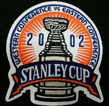 NHL 2002 STANLEY CUP CHAMPIONSHIP PATCH DETROIT RED WINGS
