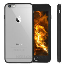 "iPhone 6 Case, [Perfect Fit] iPhone 6 (4.7"") Case Slim Hybrid Soft Bumper Case"