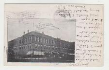 Muskogee,I.T.Fite & Rowsey Block,Dawes Commission,Used,Indian Terr.Cancel,1907