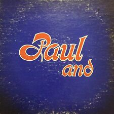 PAUL AND PAUL STOOKEY-SELF TITLED-WB-LP-GREEN LABEL