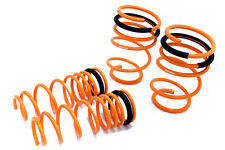 Lowering Springs Acura TSX 04-07 Honda Accord 03-07 Megan Racing Coil New Orange