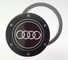 Magnetic Tax disc holder fits any audi a1 a2 a3 a4 a5 a7 a8 q5 q7 tt  rs4 rs6 b