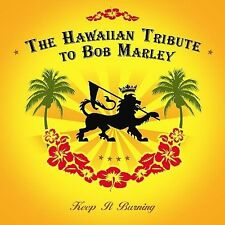 FREE US SH (int'l sh=$0-$3) NEW CD Tribute to Bob Marley: Keep It Burning: Hawai