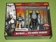 DC Comics Multiverse Batman vs. Solomon Grundy Figure 2014 New