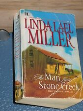 The Man from Stone Creek by Linda Lael Miller *FREE SHIPPING*  0373771983