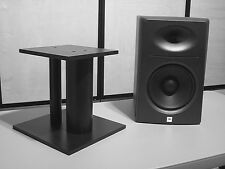 Custom Speaker Stand - SS-F - Up to 6-12-18-24-30 inch - Hard Wood Plates