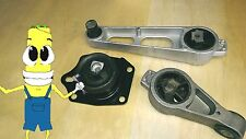 Motor Mount Kit for Dodge Neon 2.0L or 2.4L Engine 2000-2005 Set of 3