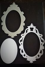 Sizzix Die Cutter DECORATIVE OVAL FRAME  fits Big Shot Cuttlebug