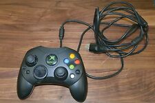 OFFICIAL Original Microsoft Brand Xbox Original Controller black wire WORKING