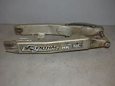 2001 01 Kawasaki KX250 KX 250 Rear Back Swing Arm Swingarm Suspension Bar