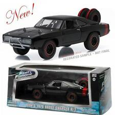 GREENLIGHT Fast and Furious 7 - 1970 Dodge Charger R/T Diecast Car 1:43 NEW!!