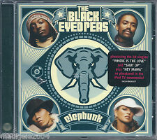The Black Eyed Peas. Elephunk (2003) CD NUOVO Shut Up. Where is the love. Sexy