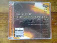 "JERRY GOLDSMITH ""CHRISTUS APOLLO"" Mega rare SOLD OUT Surround SACD Multi Ch CD"
